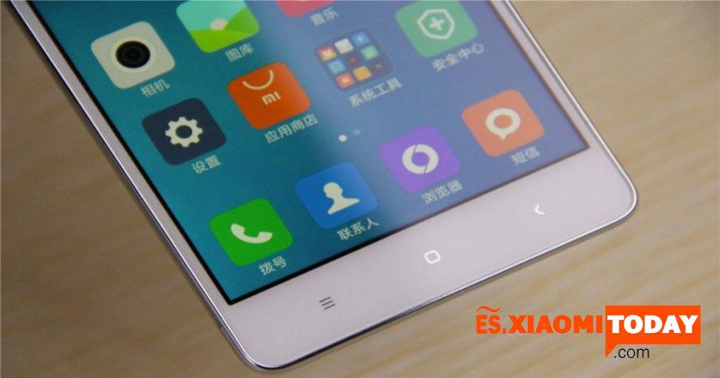 Xiaomi Bottom
