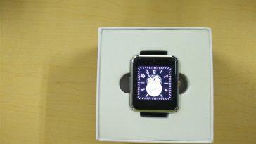 Iron Smartwatch