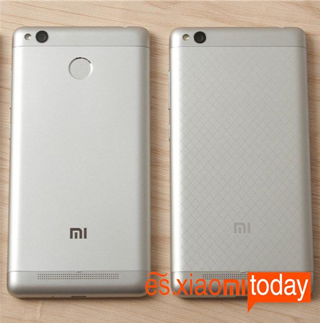 Xiaomi Redmi 3S a