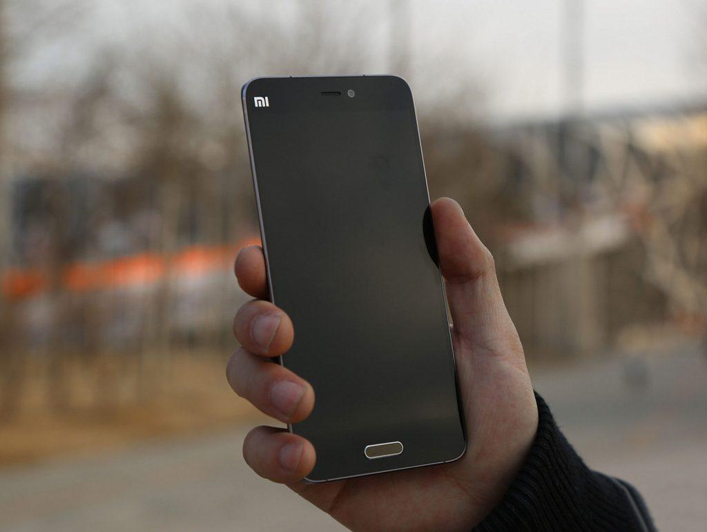Xiaomi MI 5 pantalla