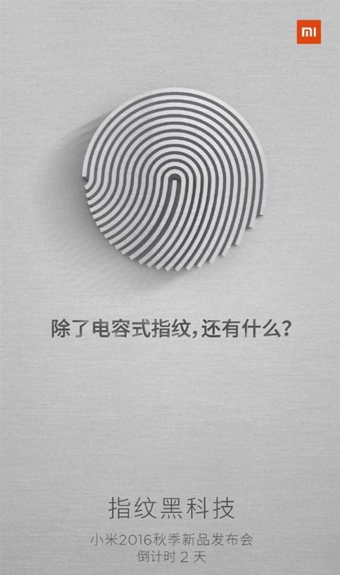 Xiaomi Mi 5S sensor de huellas ultrasonico 2