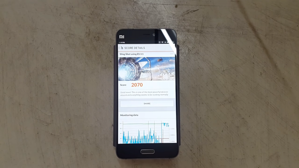 Xiaomi MI 5 10