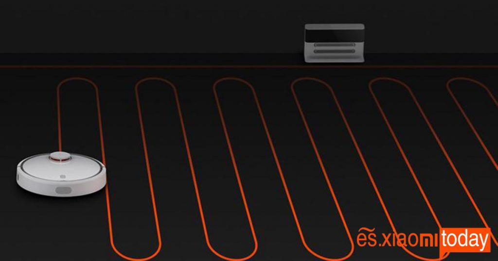 Xiaomi Mi Robot Vacuum Análisis 2