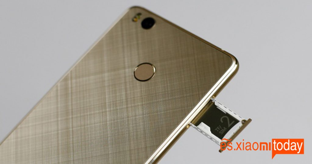 SIM Xiaomi Mi 4S
