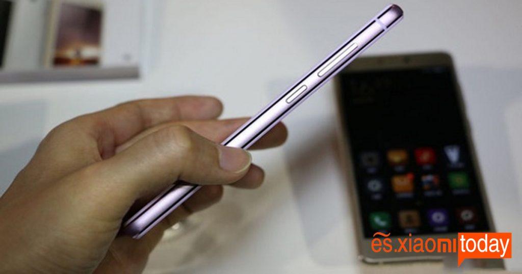 Desing Xiaomi Mi 4S
