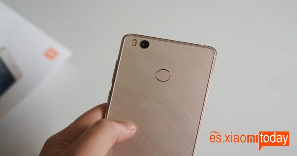 Back Xiaomi Mi 4S
