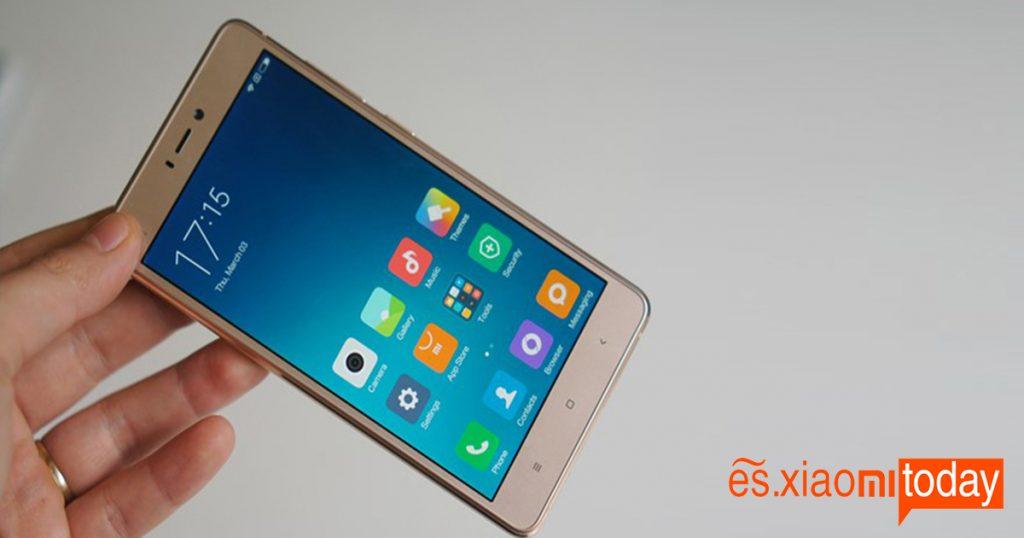 Screen Xiaomi Mi 4S