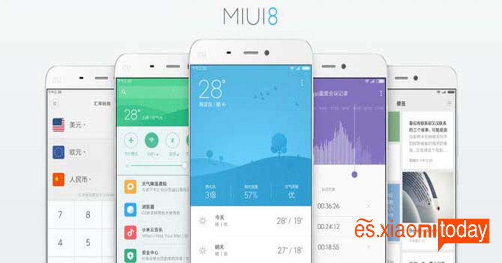 MIUI 8 Xiaomi Mi Max