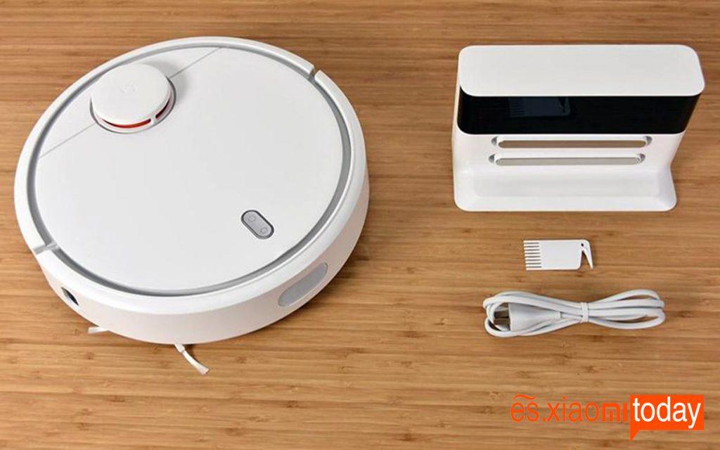 Xiaomi Mi Robot Vacuum Análisis 8