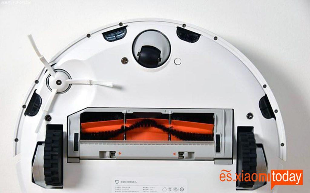 Xiaomi Mi Robot Vacuum Análisis 3