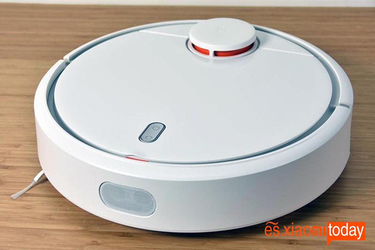 Xiaomi Mi Robot Vacuum Análisis 12