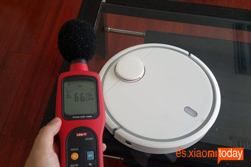 Xiaomi Mi Robot Vacuum Análisis 13
