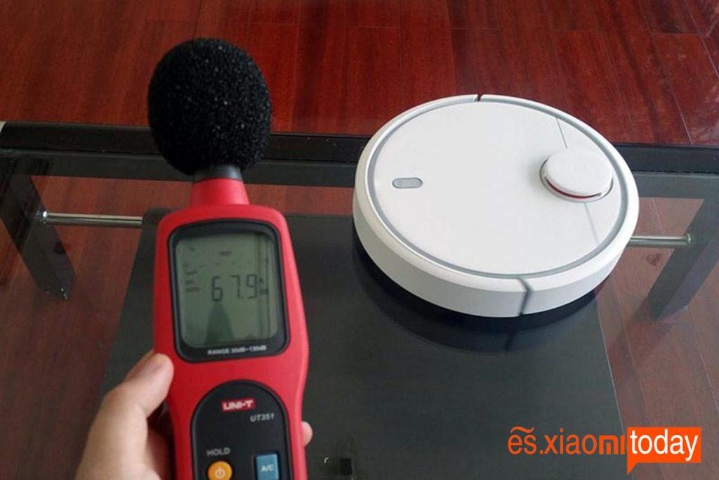 Xiaomi Mi Robot Vacuum Análisis