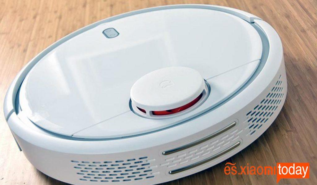 Xiaomi Mi Robot Vacuum Análisis 15
