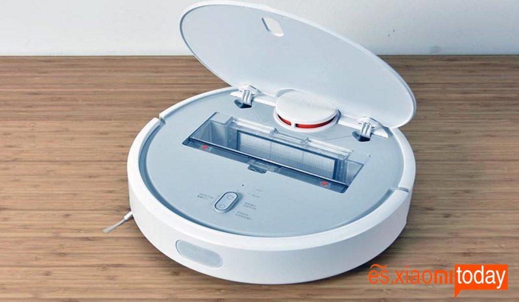 Xiaomi Mi Robot Vacuum Análisis desing