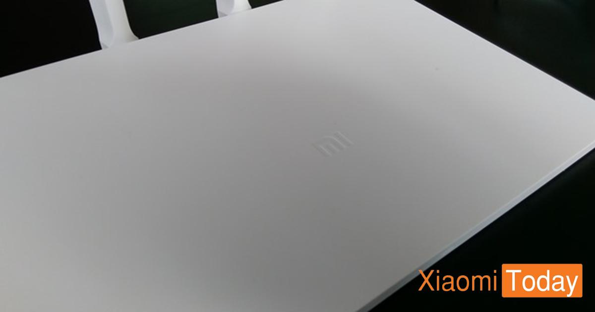 Xiaomi Mi Wi-Fi 3 Router 3 2