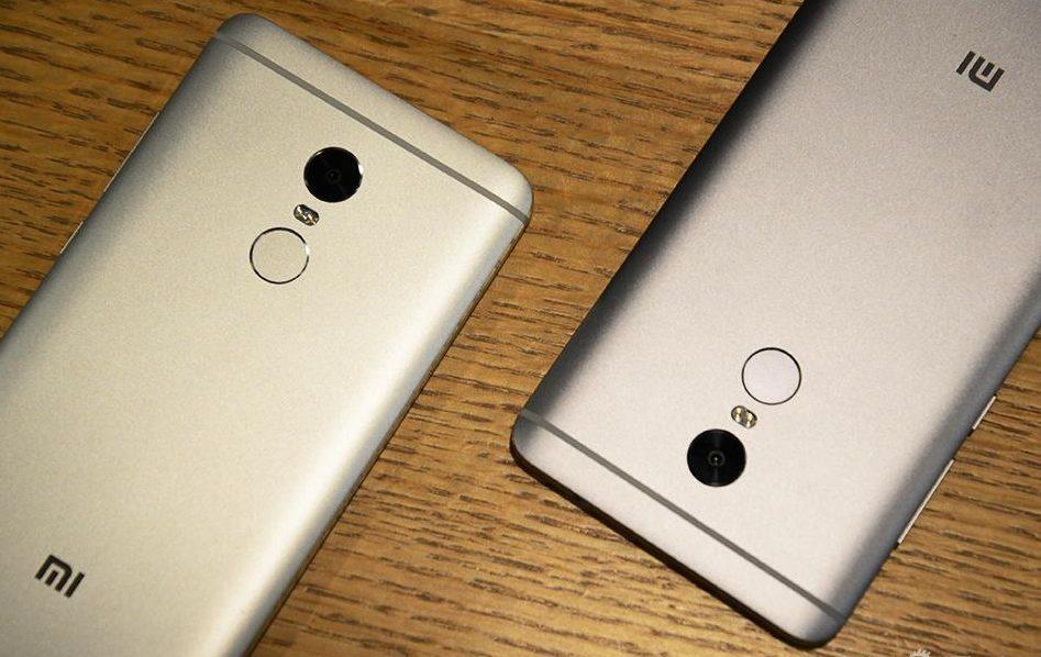 Xiaomi Redmi Note 4 8