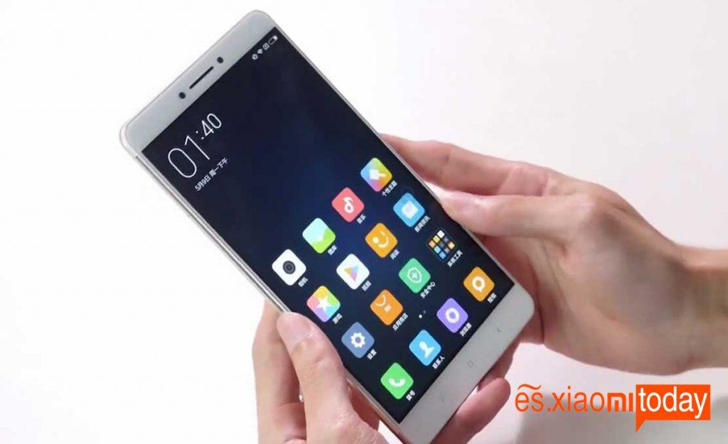 Display Xiaomi Mi Max