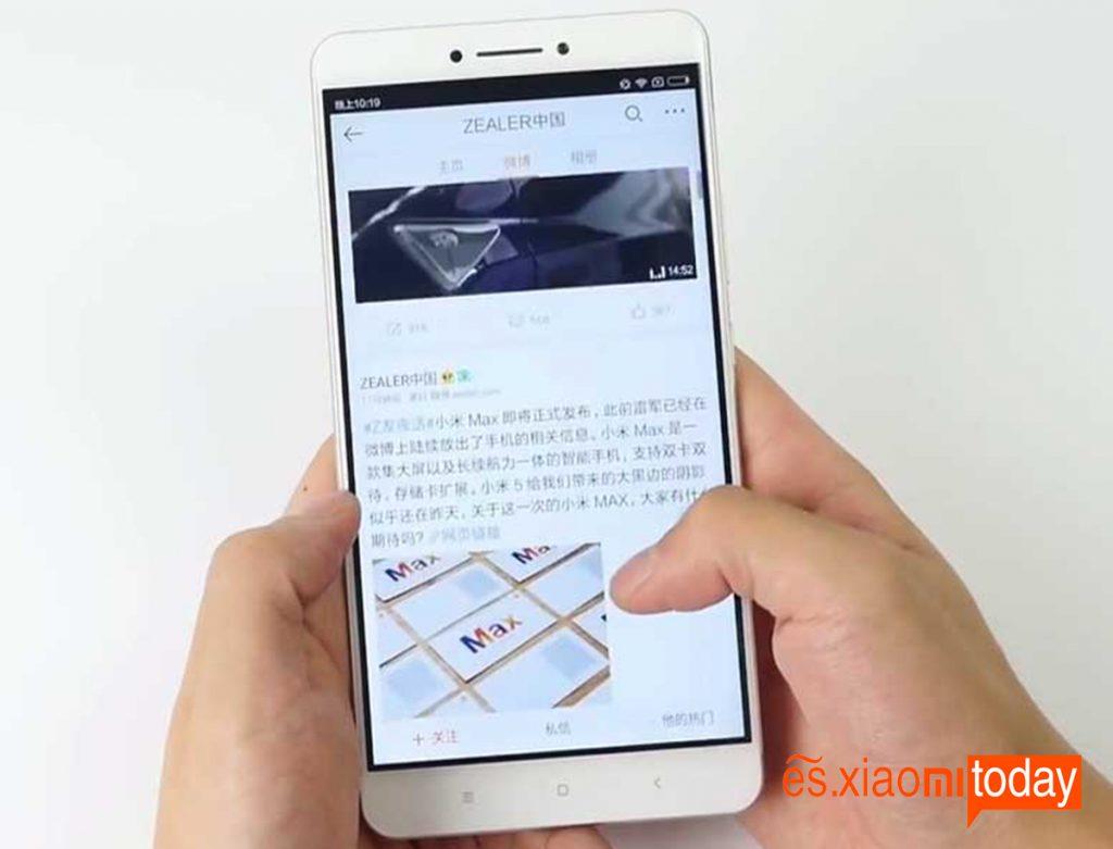 Display2 Xiaomi Mi Max