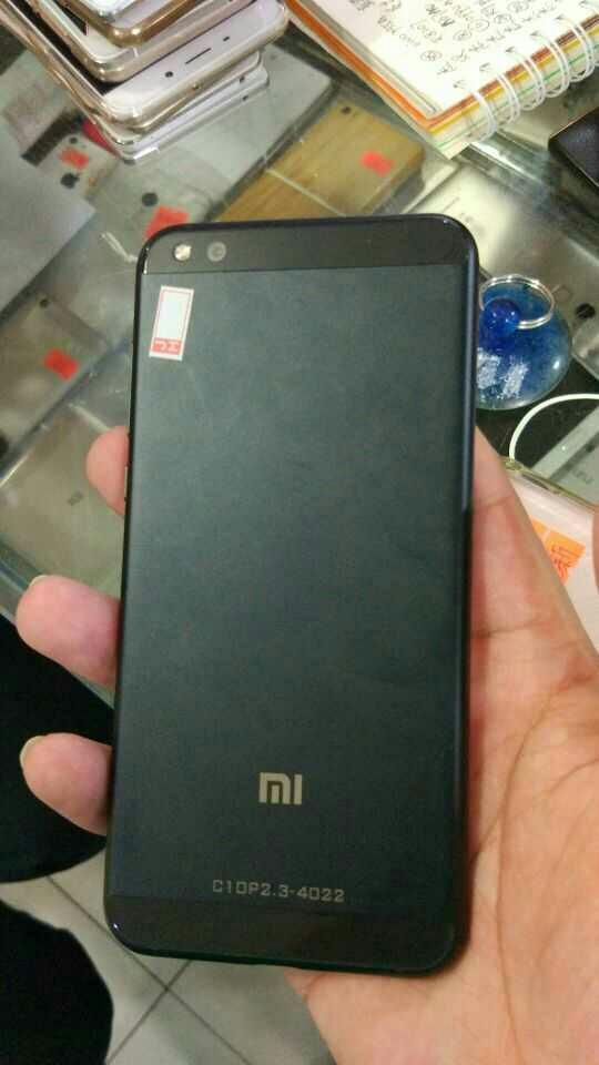 Xiaomi Mi Note 2 imágenes filtradas