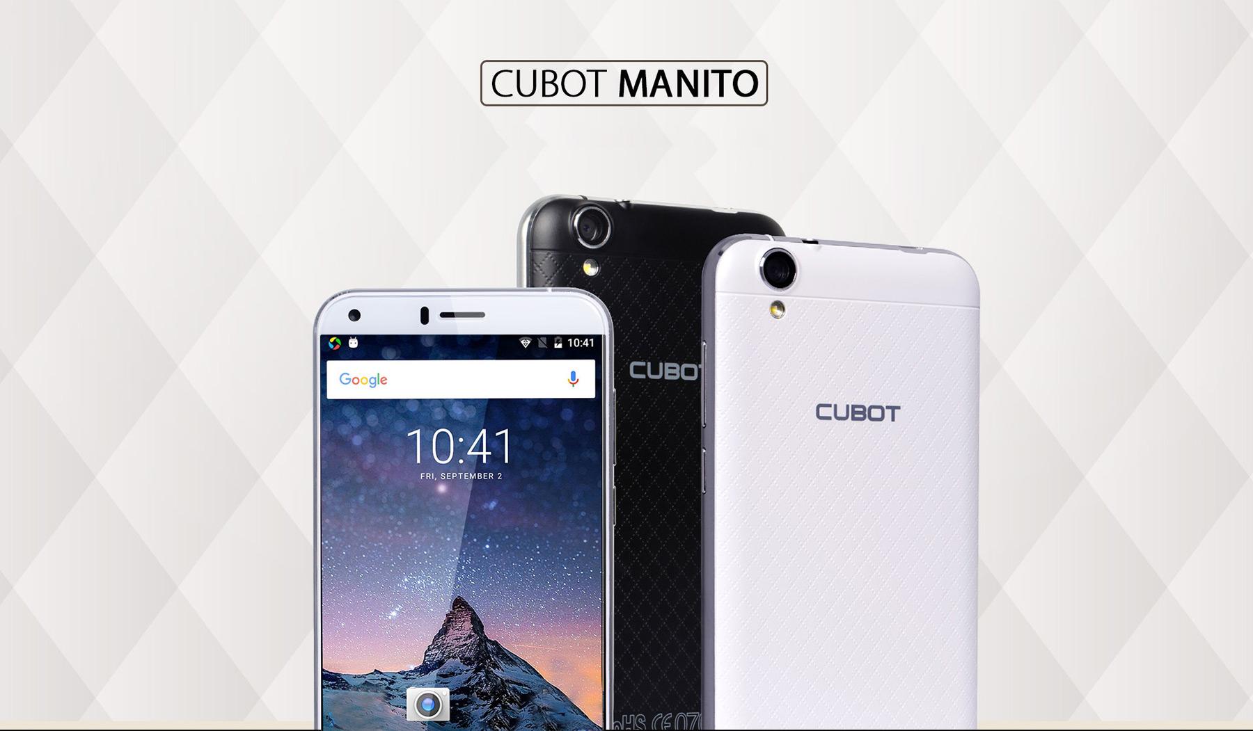 Cubot Manito 4G