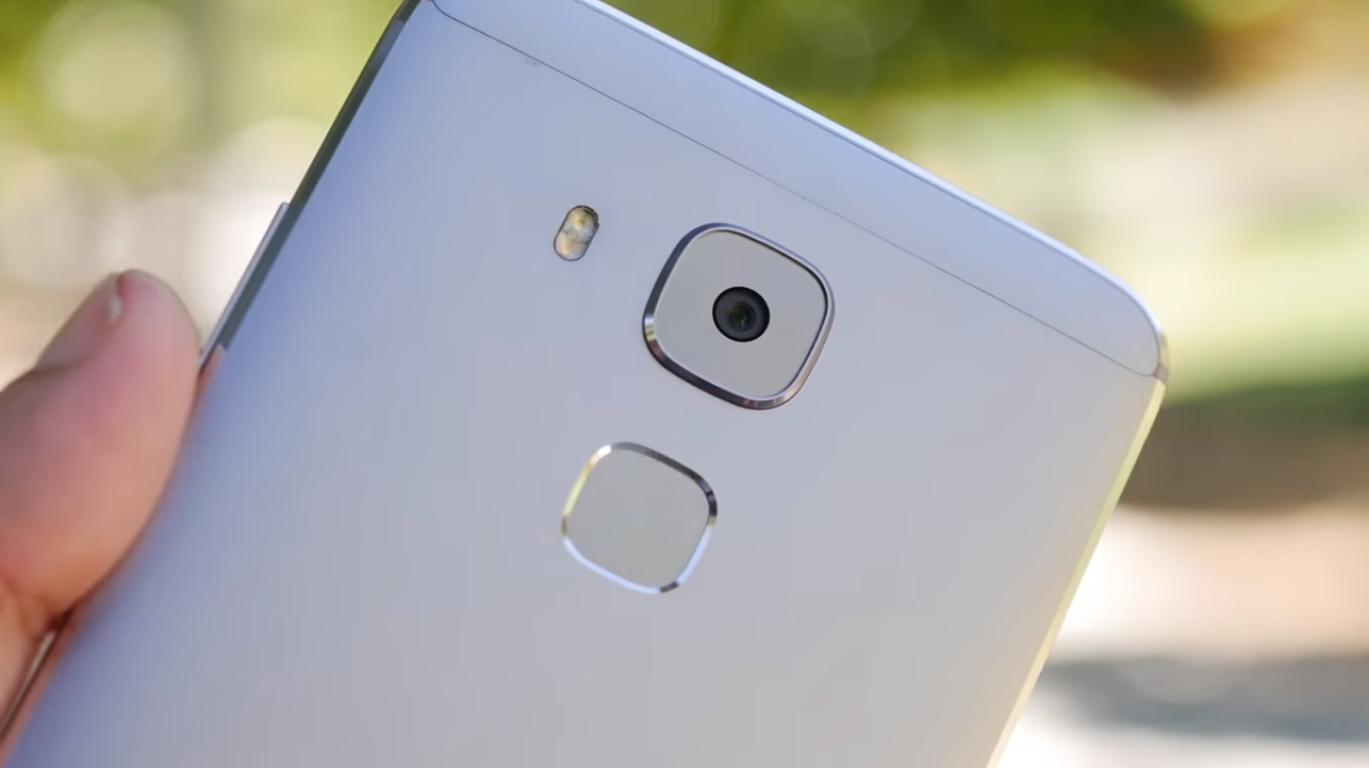 Huawei Nova camara