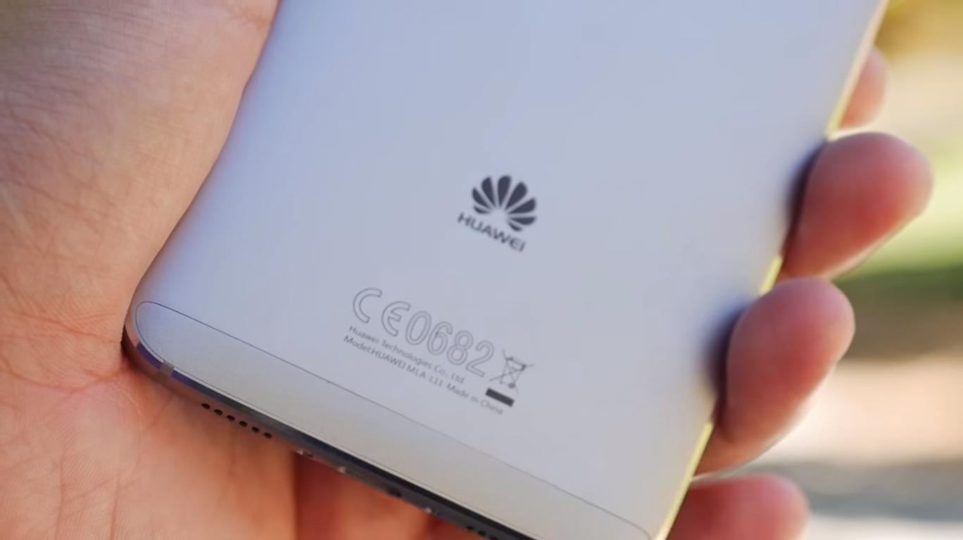 Huawei Nova Plus cubierta trasera