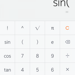 MIUI 8 ROM 6.10.27 calculadora