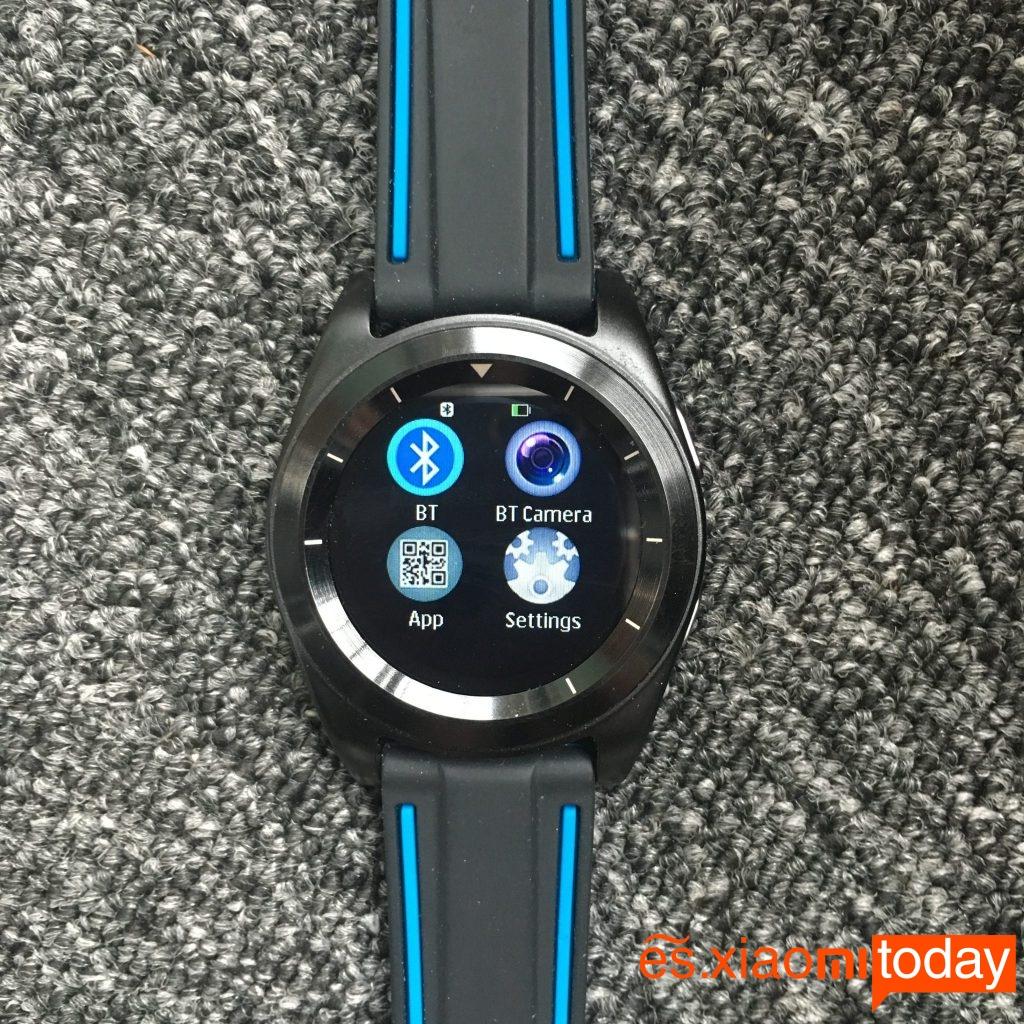 No.1 G6 Smartwatch funciones