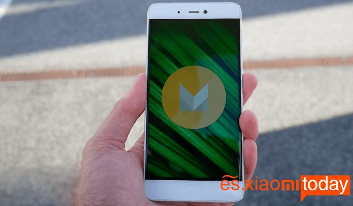Xiaomi Mi 5S android