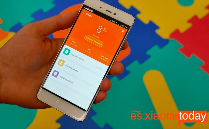 Xiaomi Mi 5S bateria