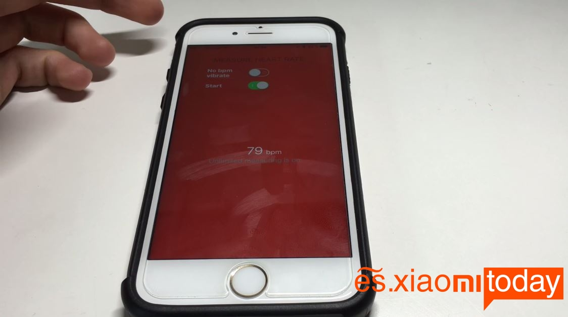Xiaomi Mi Band 1S 8