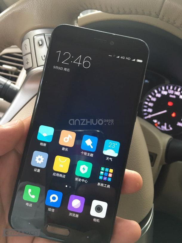 Xiaomi Mi 5C filtrado