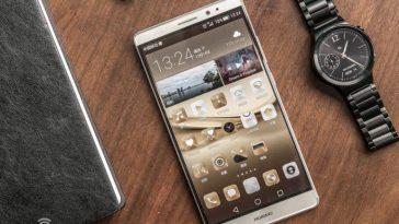 Huawei Mate 9 Render filtrado