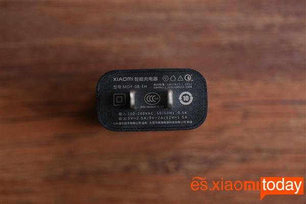 Xiaomi Mi Mix cargador