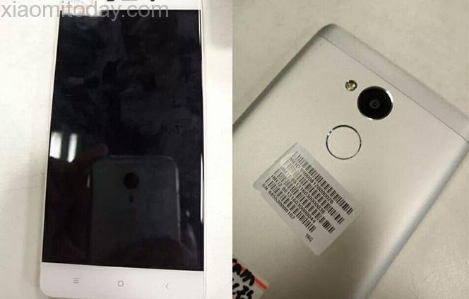 Xiaomi Redmi 4 1
