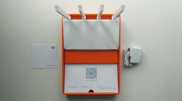 Xiaomi Mi Wi-Fi Router 3C 4