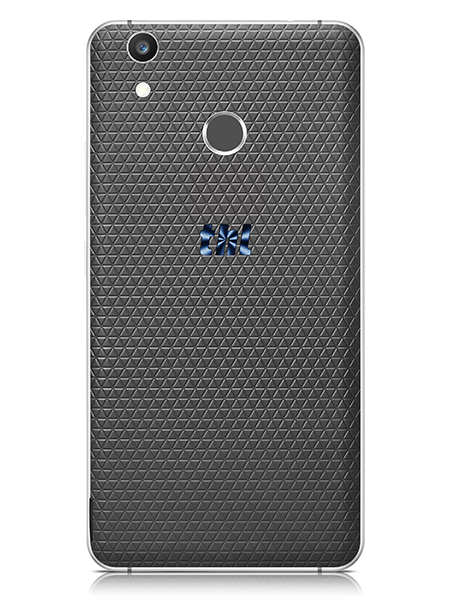 THL T9 Plus back
