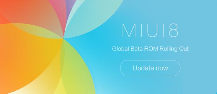 MIUI 8 ROM 6.11.3