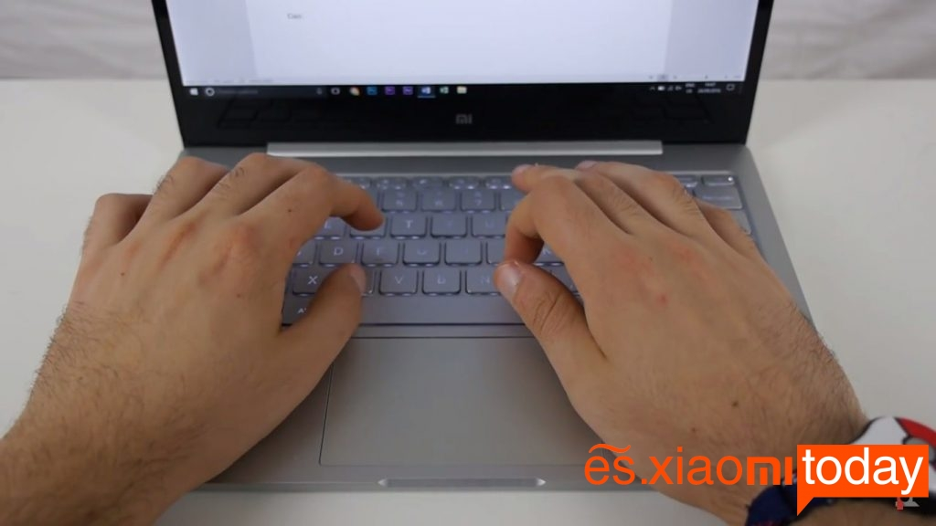 Xiaomi Air teclado
