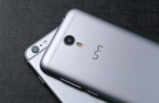 UMI Touch cámara