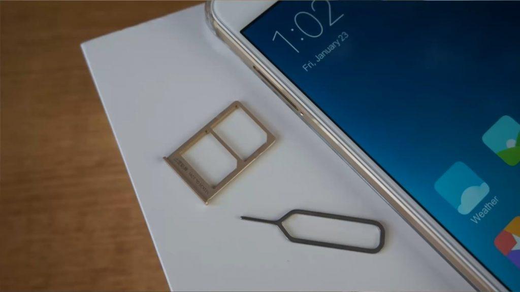 Xiaomi mi 5s Plus diseño 4