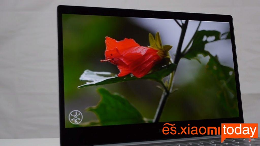 Xiaomi Air pantalla 2