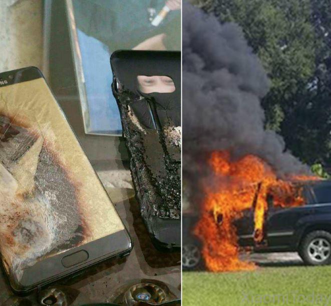 Samsung Galaxy Note 7 VS Xiaomi Mi Note 2: EL Samsung galaxy note 7 es la bomba! literalmente