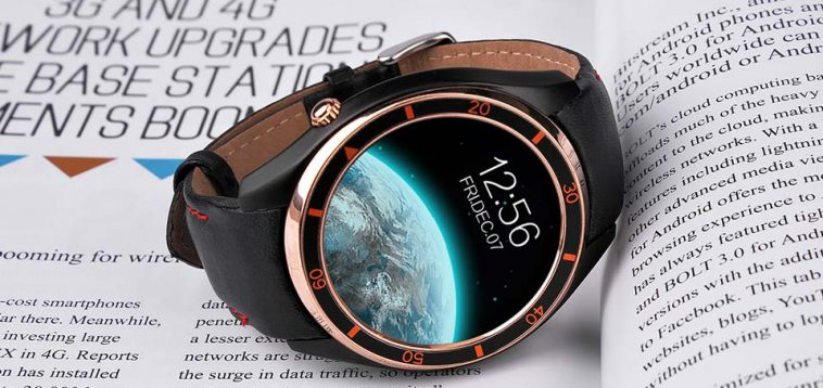 IQI I3 Smartwatch destacada