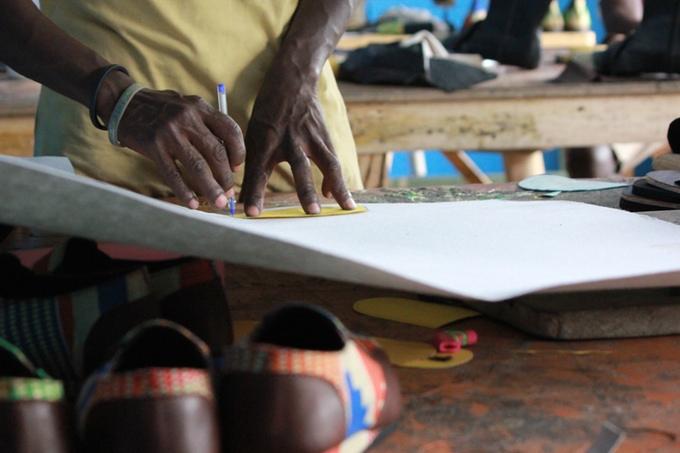 Kwame Baah trabajadores