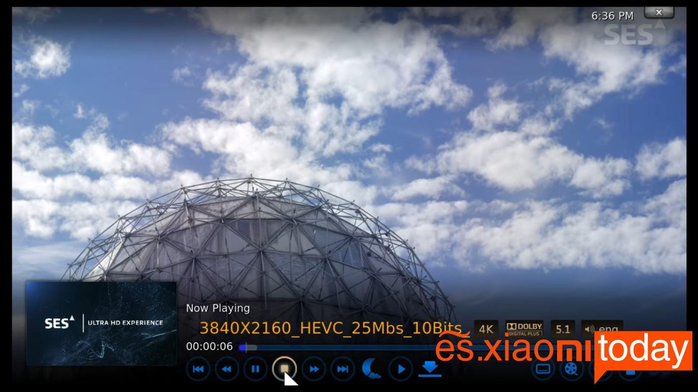 X96 video