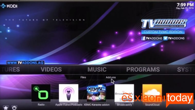 MXQ Pro TV Box Software