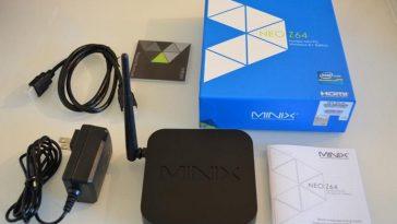 MINIX NEO Z64.