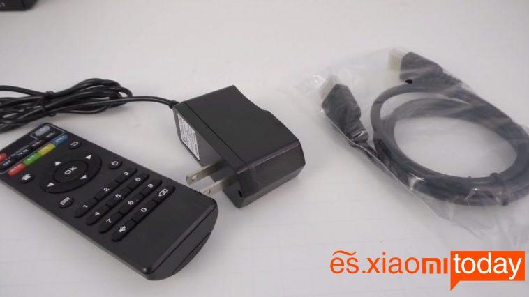 MXQ Pro TV Box Rendimiento